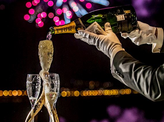 Moët Impérial celebrates its 150th anniversary at The Romanos